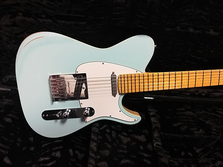 Texan classic 6 surf green relic