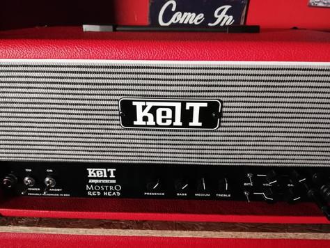 KelT MostrO Red Head 50 w