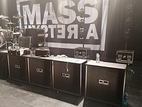 MASS HYSTERIA MANIAC TOUR