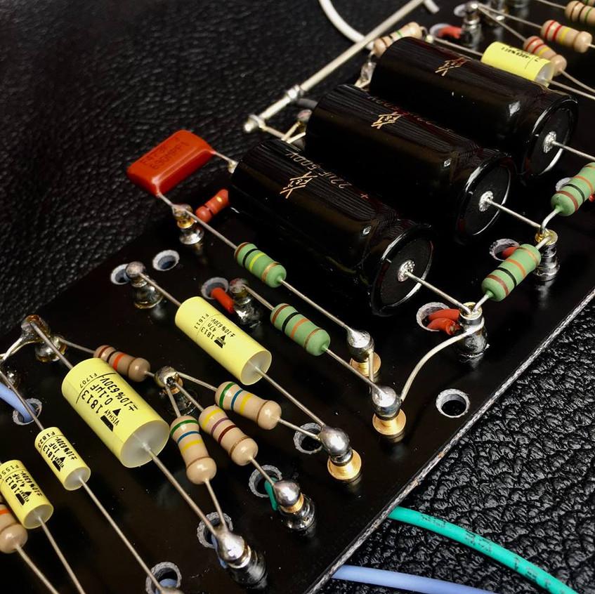 KelT MostrO - 100 handwired