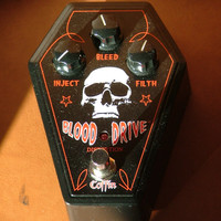 Coffin / Blood Drive distortion