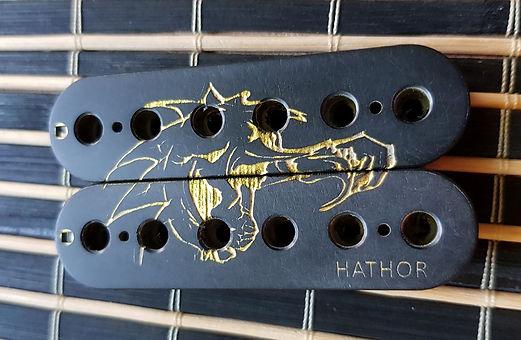 Gravure laser Hathor