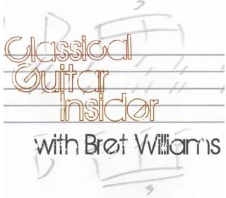 Classical Guitar Insider: Kim Perlak