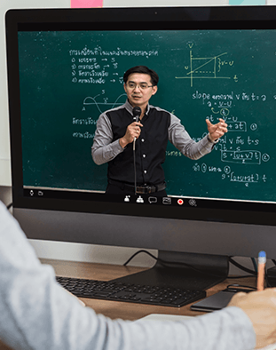 Microsoft Teams Enriched classroom featu