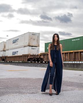 Fashion Portraits at The Silos at Sawyer Yards - HappilyMadz