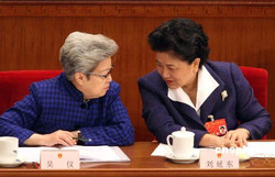 China's Glass Ceiling