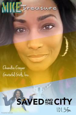 MKE Treasure - Chandra Cooper