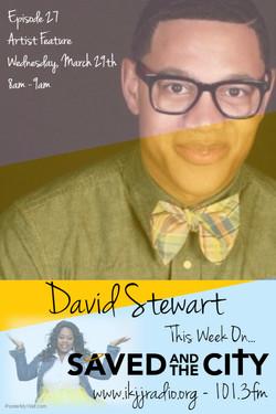 Artist Feature - David Stewart
