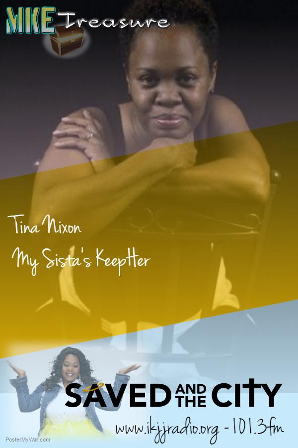 MKE Treasure - Tina Nixon