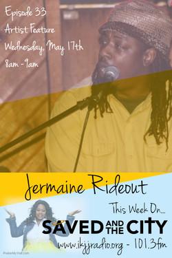 Artist Feature - Jermaine Rideout