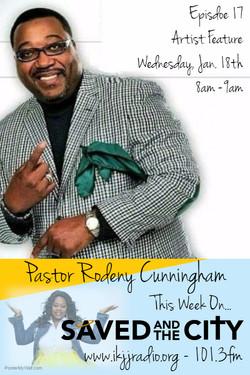 Artist Feature - Rodney Cunningham