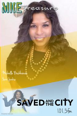 MKE Treasure - Michelle Buckhanan