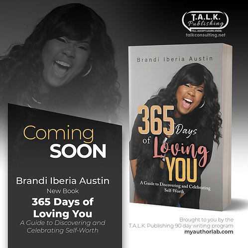365 Days of Loving YOU (Includes Shipping)