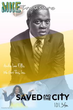 MKE Treasure - Andre Lee Ellis