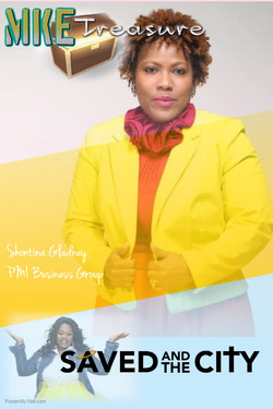 MKE Treasure - Shontina Gladney