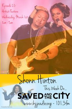 Shon Hinton