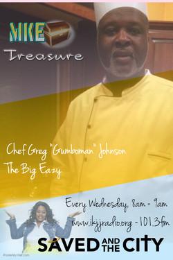 MKE Treasure - Chef Johnson
