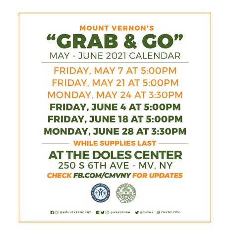 Grab & Go May - June
