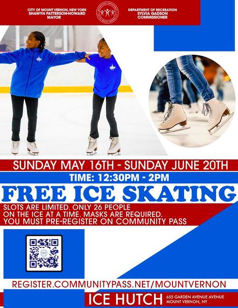 Free Ice Skating