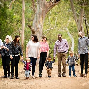 Frawley Family - Proofs