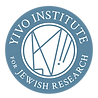 YIVO Logo (blue with transparent backgro