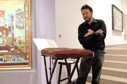 Pete @ the American Folk Art Museum