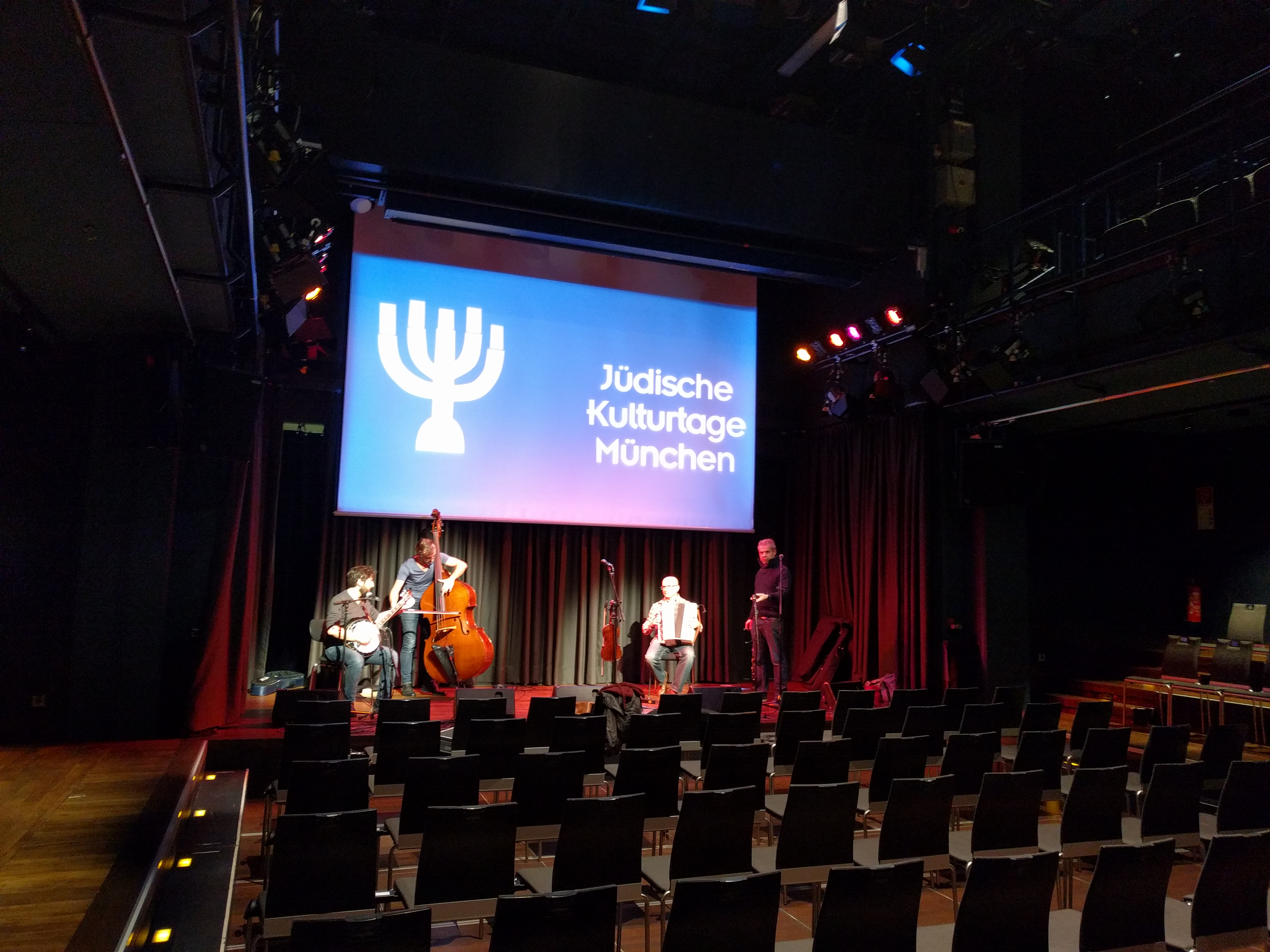 Jüdische Kulturtage • Münich