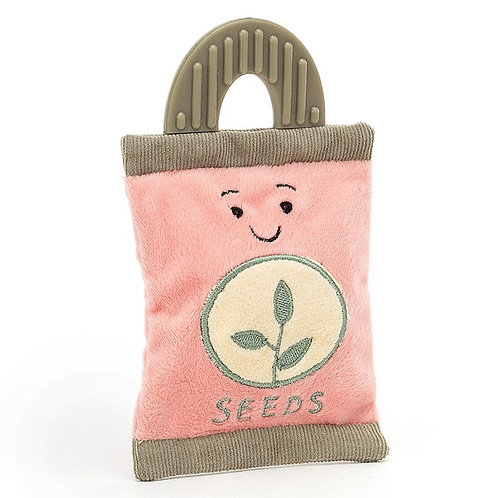 Whimsy Garden Seed Packet - Jellycat