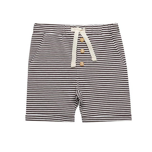 Short Brown Stripe- Little Indians
