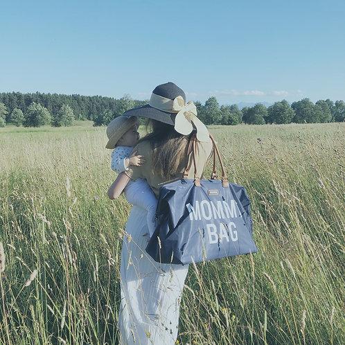 Mommy Bag Bleu / Liste Durant - Brouyère