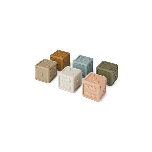 Cubes Gloria Liewood