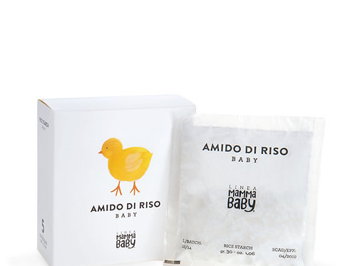 Amidon de riz pour bébé - Linéa Mamma Baby