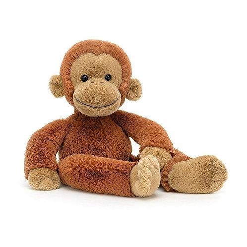 Doudou Pongo l'orang-outan JELLYCAT