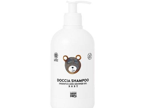 Shampooing-douche pour bébé - Linéa Mamma Baby
