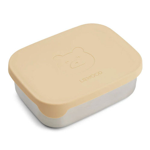 Arthur lunchbox | Ours jaune pâle LIEWOOD