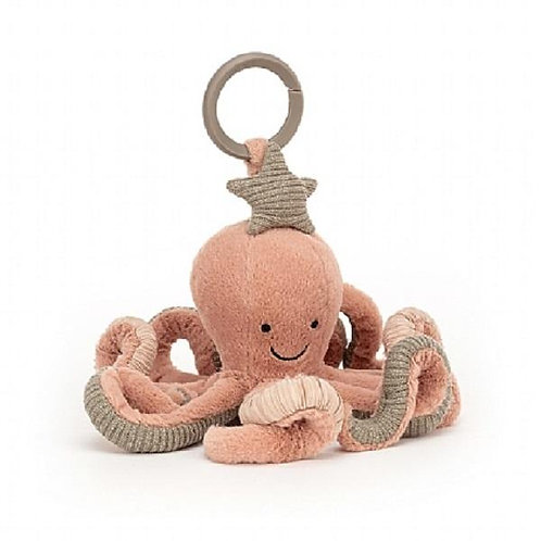 Odell Octopus Activity Toy - Liste Hernelsteels - Duveau
