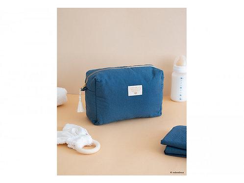 Trousse de toilette Diva - Night Blue - Nobodinoz - Liste Roche - Kain