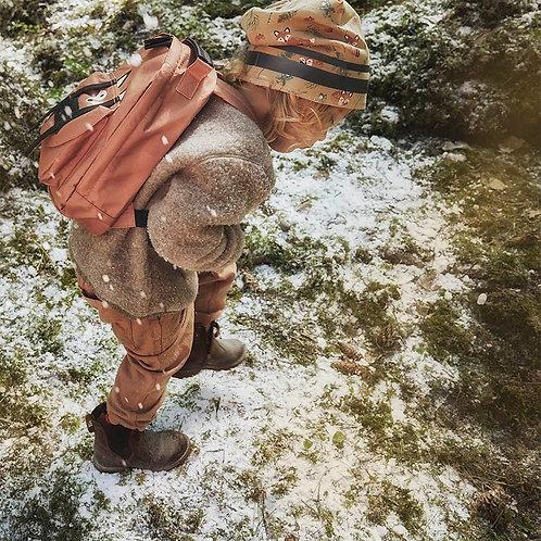 Bonnet d'hiver - Nordic Woodland / Liste Hernalsteens - Duveau