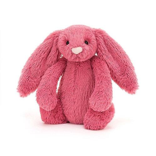 Jellycat Bashful Cerise Bunny Medium