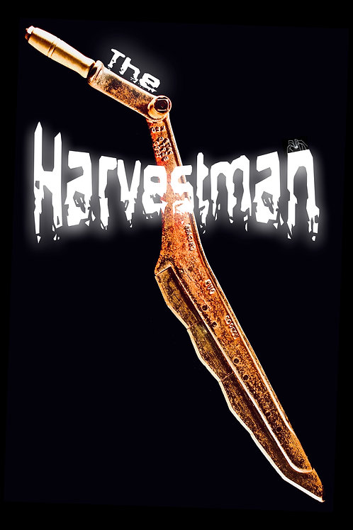 The Harvestman (autographed comic book)