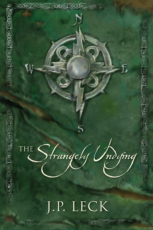 The Strangely Undying (autographed paperback)