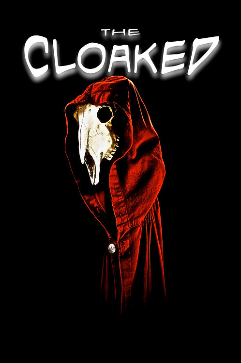The Cloaked (autographed comic book)