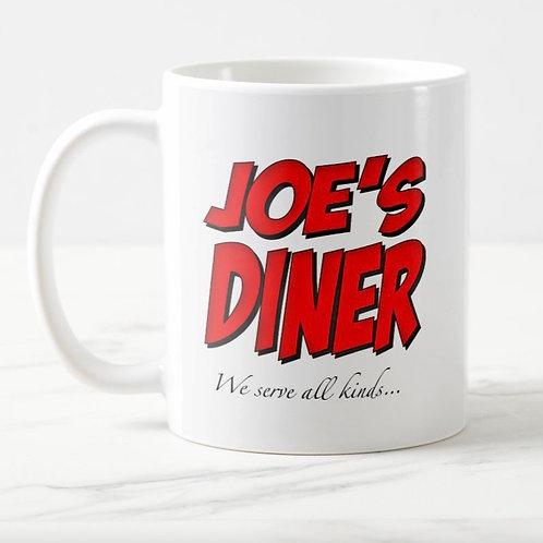 Joe's Diner Mug