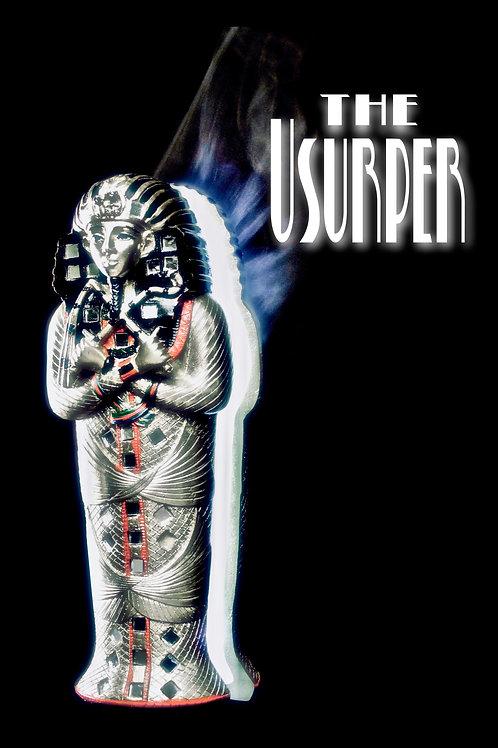 The Usurper (autographed comic book)