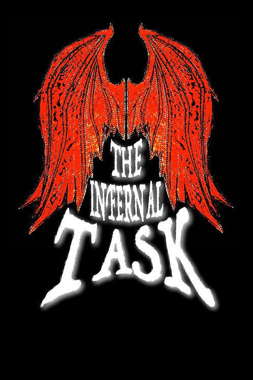 The Infernal Task (autographed comic book)