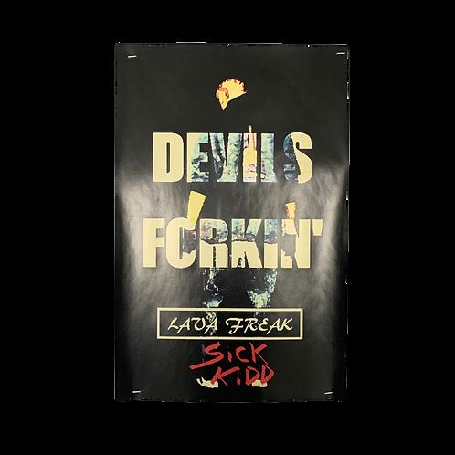 devils forkin' (poster)