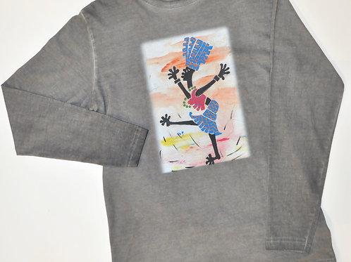 Long-sleeve T-shirt - Lead