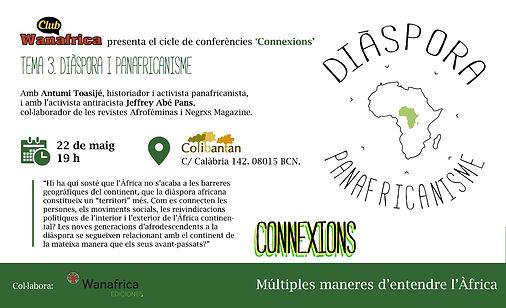 PANAFRICANISME - WANAFRICA - 22 Maig 201