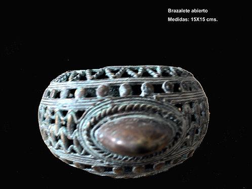 Kapsiki Bronze Bracelet (Cameroon)
