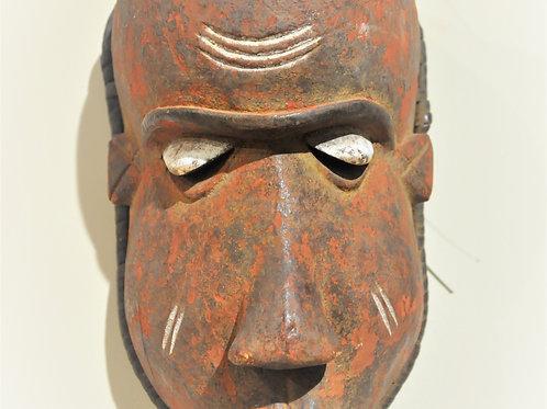 Kongo Mask - DR Congo